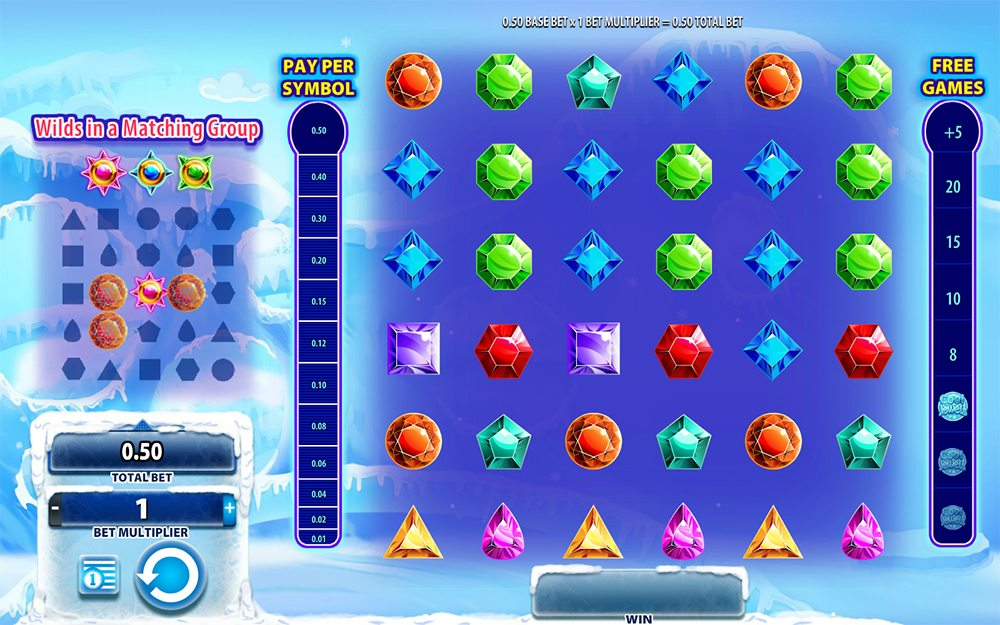Cool Jewels Gameplay