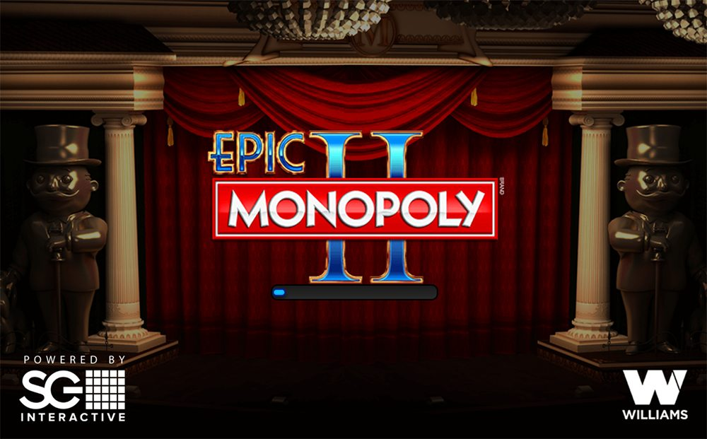Epic Monopoly 2 Video Slot Review