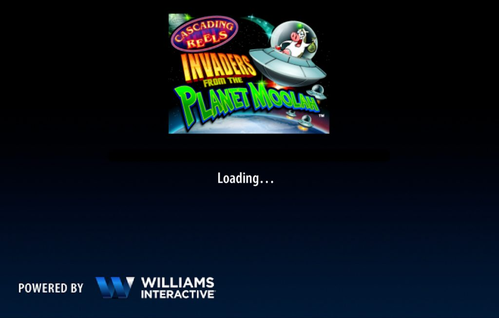 Invaders of the planet moolah video slot review