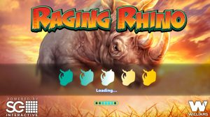 Raging Rhino Video Slot Review